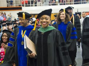 Auburn University at Montgomery 027- Spring Morning Commencement 2018