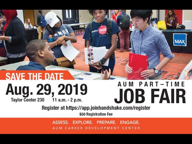 Annual Part-time Job Fair
