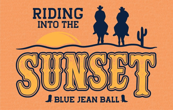 Join us for the last Blue Jean Ball
