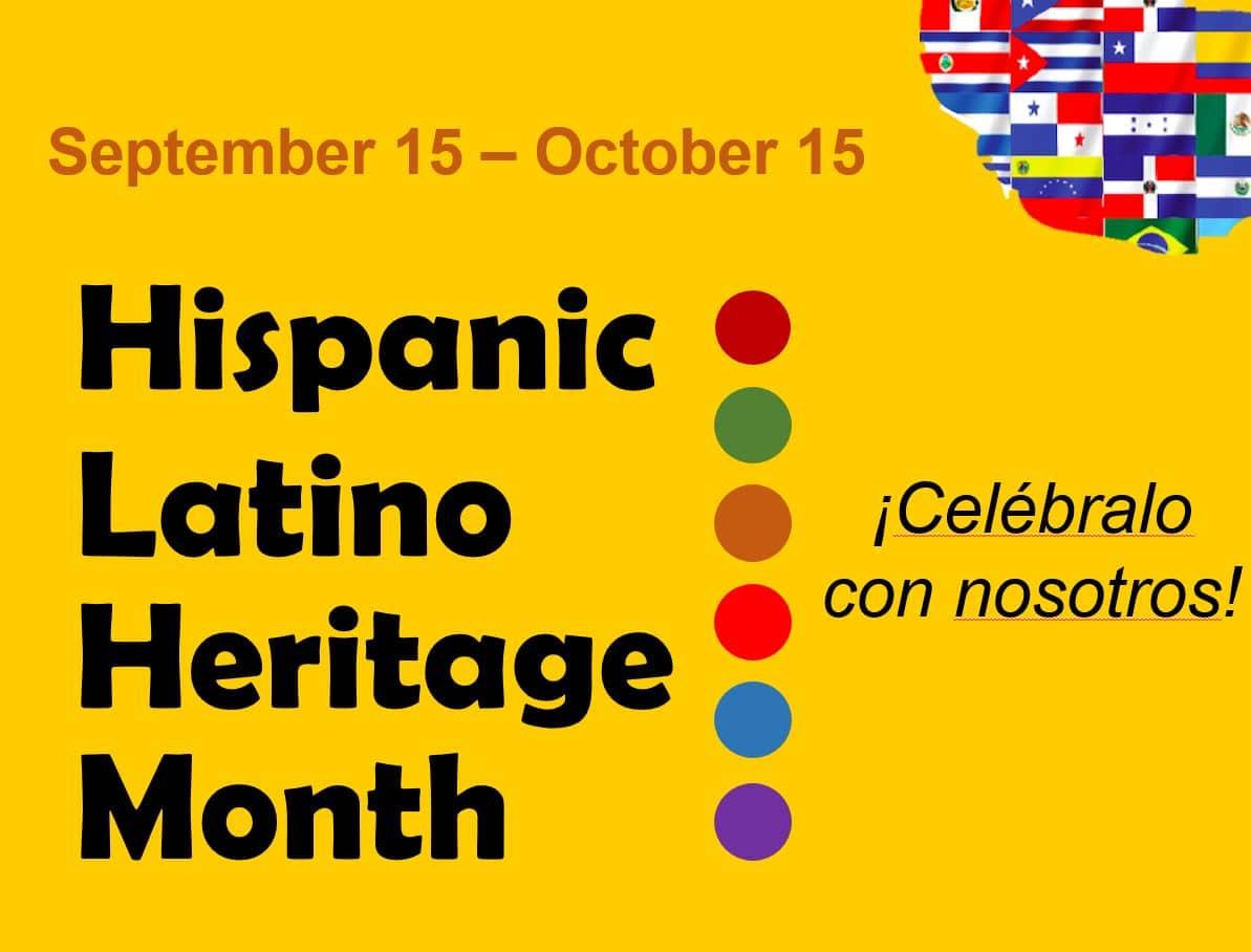 Hispanic-Latino Heritage Month