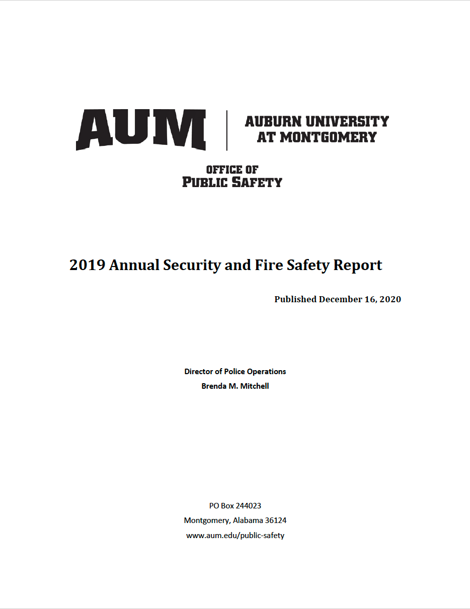 AUM-2020-for-2019 -Annual-Security-and-Fire_Safety Report-Final-Document-12-14-2020