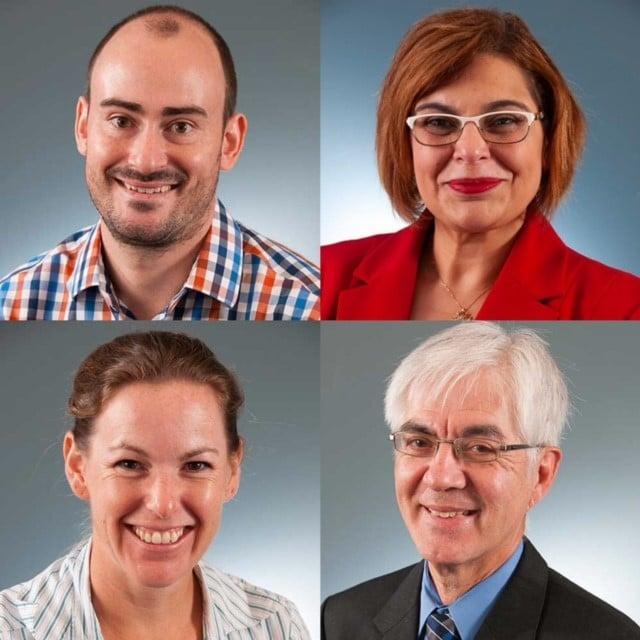 AUM announces 2021-2022 Provost's Fellows