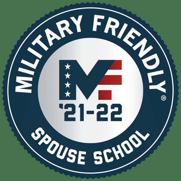 AUM recognized as Military Spouse Friendly School