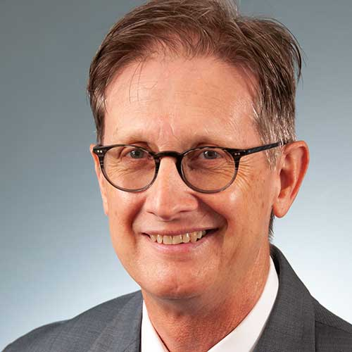 Michael McEachern, Executive in Residence of Healthcare Administration