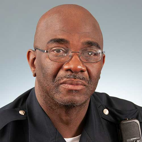 Willie McCord, Police Officer