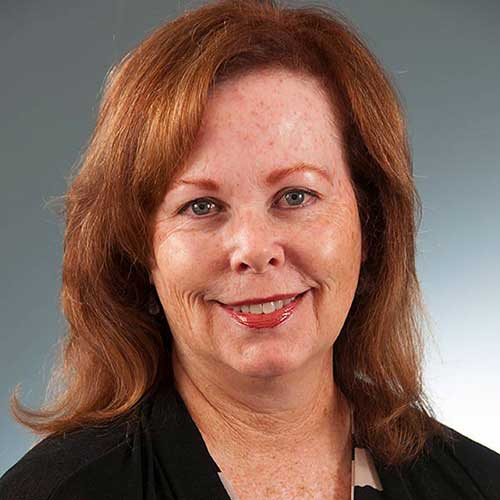 Julie C. Freeman, Associate Professor and Department Chair for Graduate Affairs in the College of Nursing and Health Science